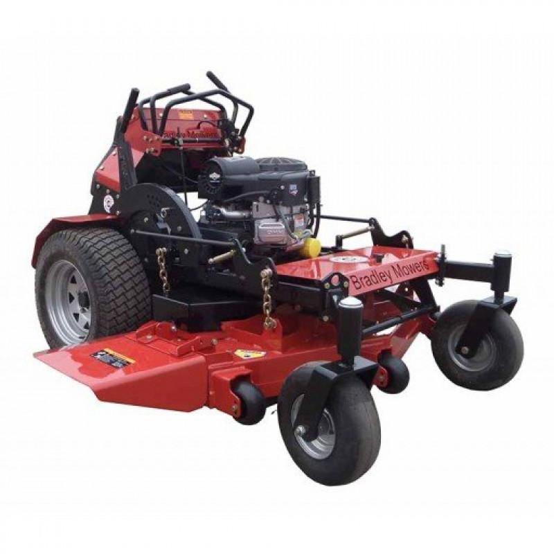 "Bradley 48"" Stand On Compact ZT Mower 25 HP Briggs Engine 48SC-CT25"