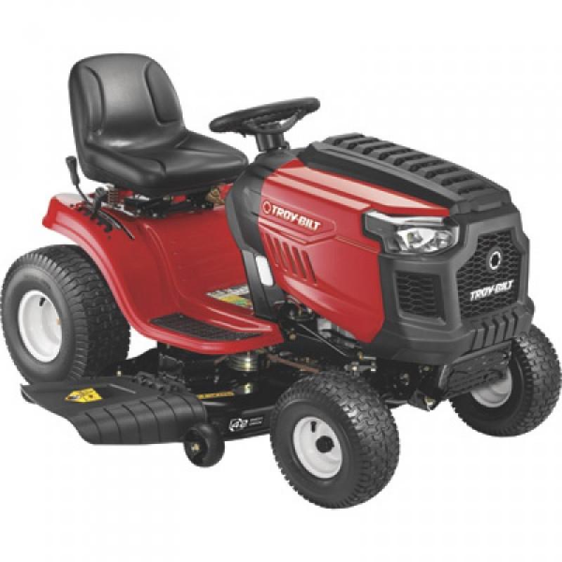Troy-Bilt Riding Lawn Mower — 547cc Troy-Bilt OHV Engine, 42in. Deck, Model# 13A879BS066