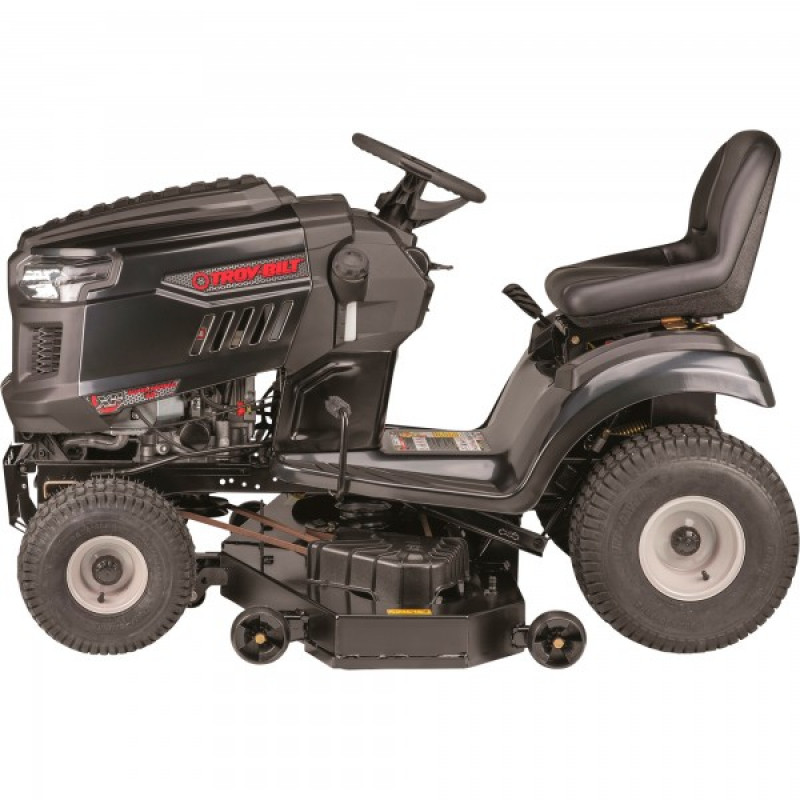 Troy-Bilt Super Bronco XP Riding Lawn Mower — 679cc Troy-Bilt Engine, 50in. Deck, Model# 13AJA1BZ066