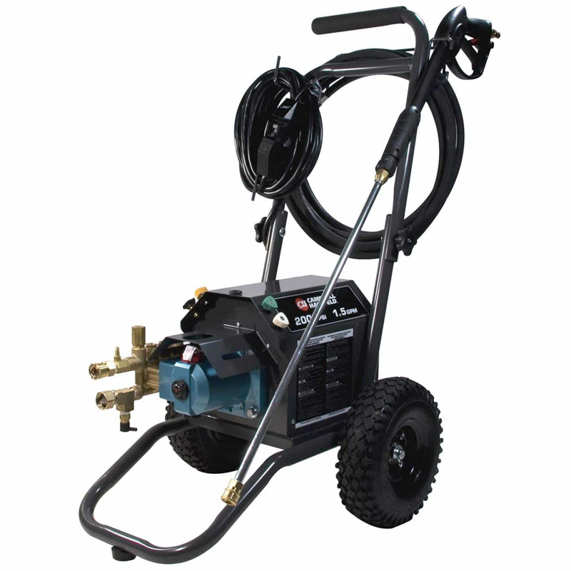 Campbell Hausfeld 2000-PSI 1.5-GPM Water Electric Pressure Washer