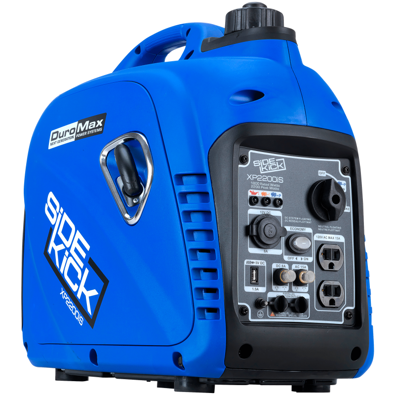 DuroMax XP2000iS 2000-Watt Digital inverter Gas Powered Portable Generator