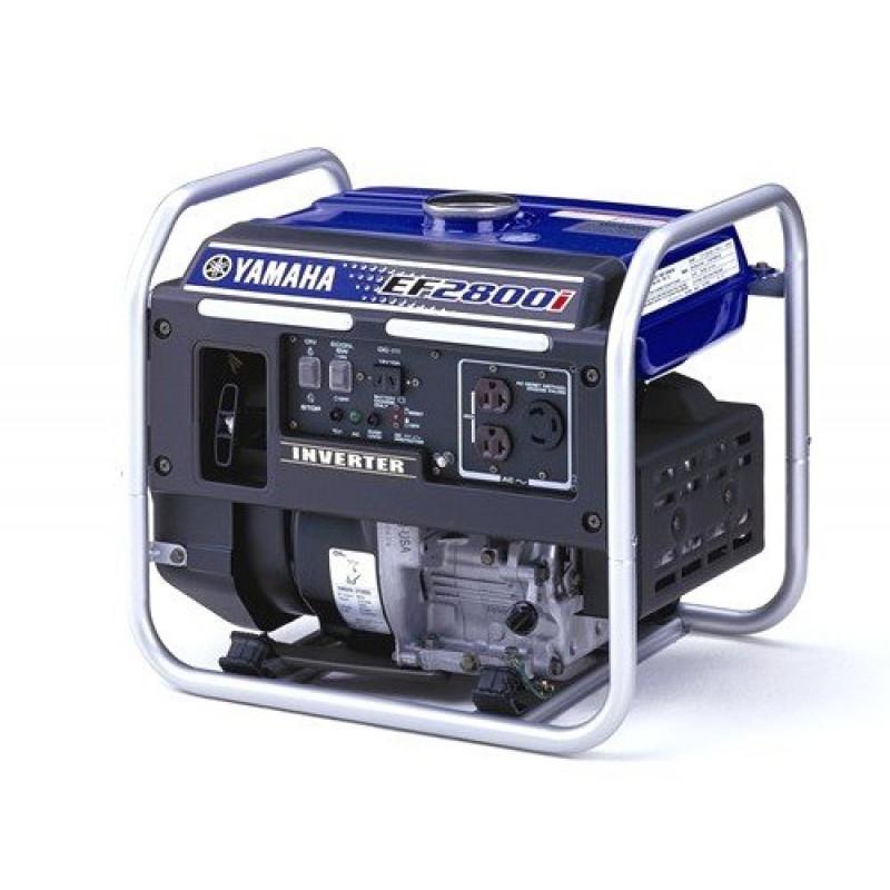 Yamaha EF2800i - 2500 Watt Inverter Generator