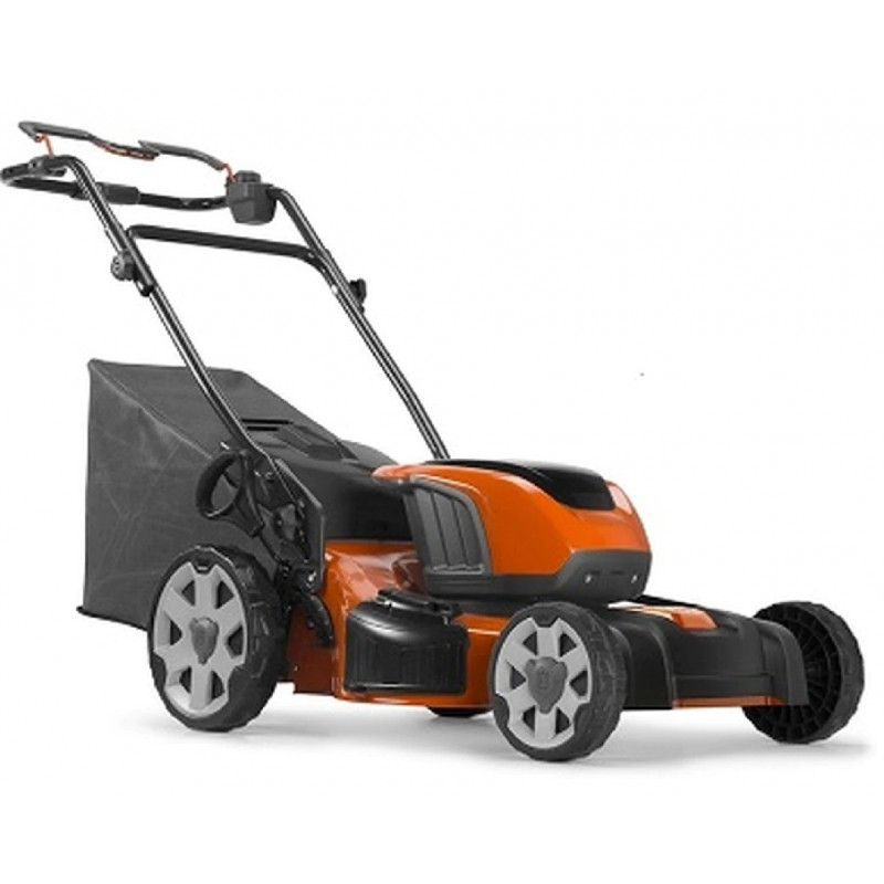 Husqvarna LE 221R Battery-Powered Self-Propelled Mower (Battery + Charger Included)