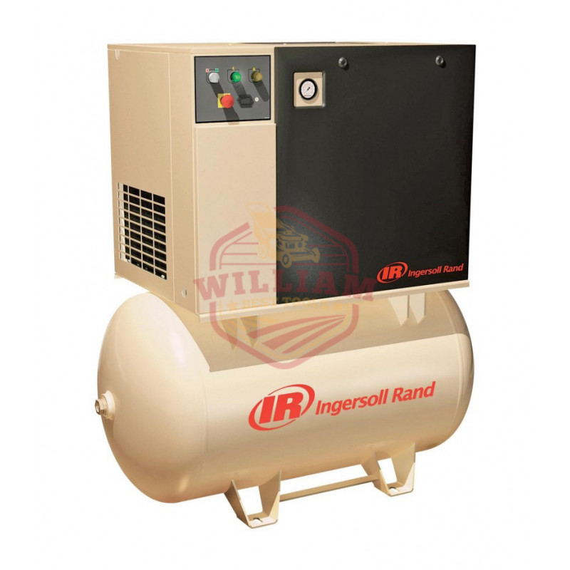 Ingersoll Rand Rotary Screw Compressor - 460 Volts, 3 Phase, 10 HP, 38 CFM