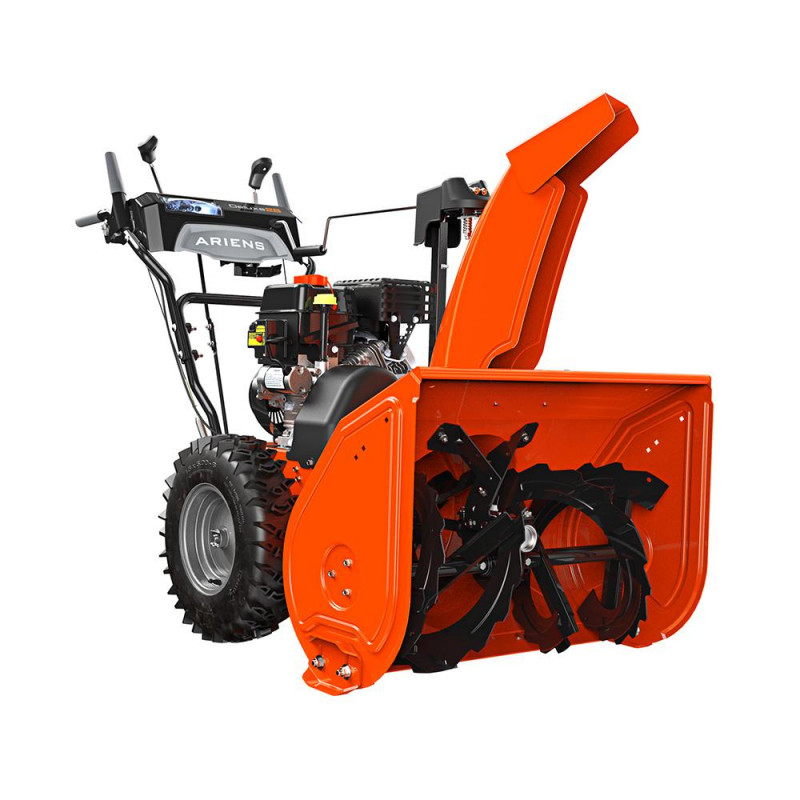 Ariens Deluxe 28 in. 2-Stage Electric Start Gas Snow Blower with Auto-Turn Steering