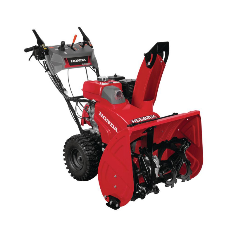 Honda 28 in. Hydrostatic Wheel Drive 2-Stage Snow Blower with Electric Joystick Chute Control