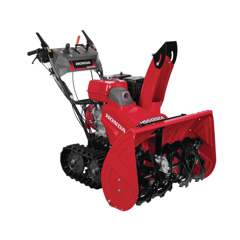Honda 32 in. Hydrostatic Track Drive 2-Stage Gas Snow Blower with Electric Joystick Chute Control