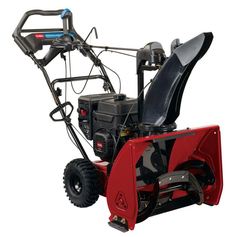 Toro SnowMaster 824 QXE 24 in. 252cc Single-Stage Gas Snow Blower