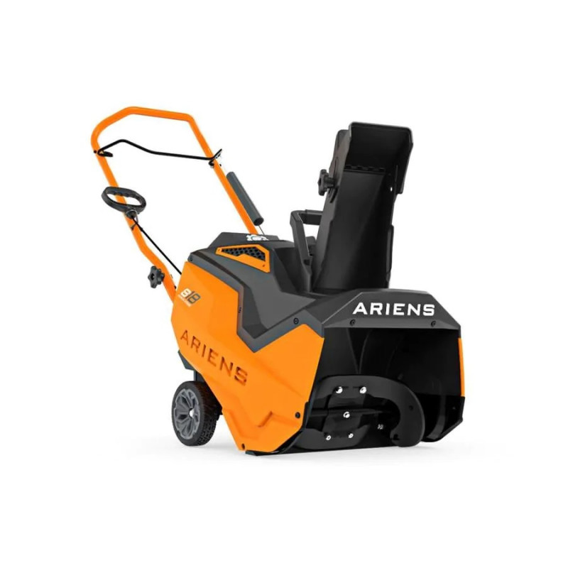 Ariens 18S 18-in 99-cc Single-Stage with Auger Assistance Gas Snow Blower with Pull Start