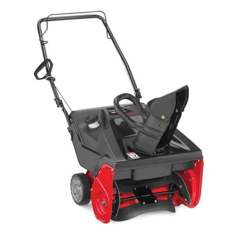 CRAFTSMAN SB210 21-in 123-cc Single-Stage with Auger Assistance Gas Snow Blower with Pull Star