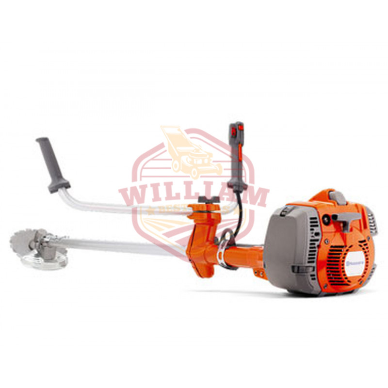 Husqvarna 345FR 45.7cc Straight Shaft Bike Handle Brush Cutter