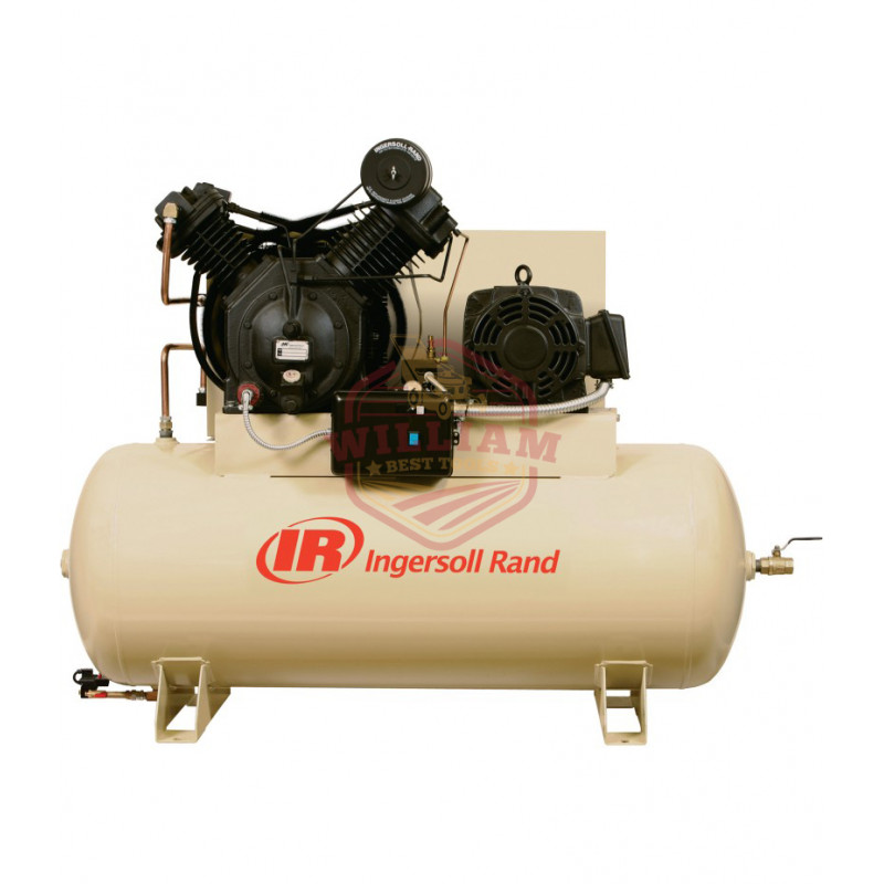 Ingersoll Rand Type-30 Reciprocating Air Compressor (Fully Packaged)