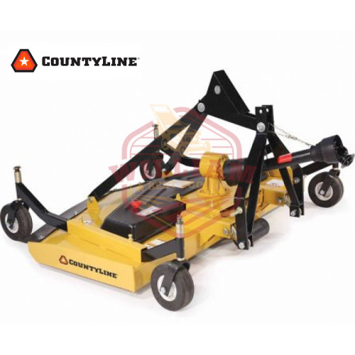 CountyLine Finish Mower 5 ft.