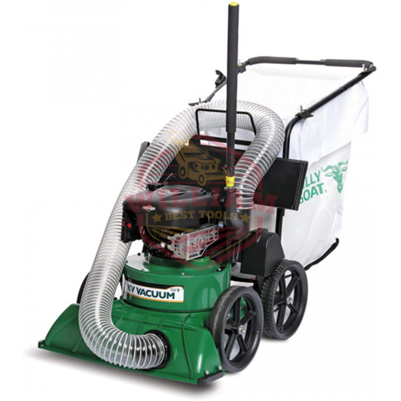 Billy Goat KV600 190cc (Briggs) Multi-Surface Push Leaf & Litter Vacuum