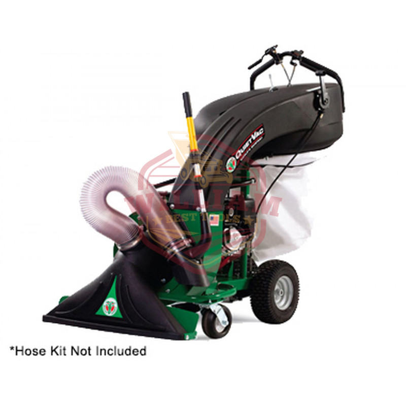 Billy Goat QV550HSP 160cc (Honda) Industrial Self-Propelled Leaf & Litter Vacuum (w/ QuietVac)