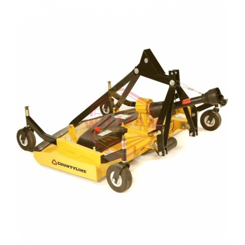 CountyLine Finish Mower, 6 ft