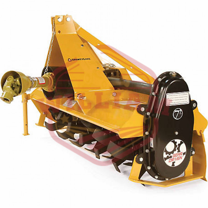 CountyLine Rotary Tiller, 7 ft
