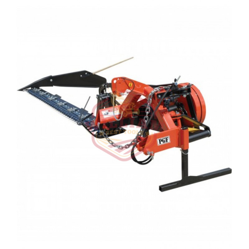 PGF Double-Action Sickle Bar Mower - 6ft. Cutting Width, Model# SKM272