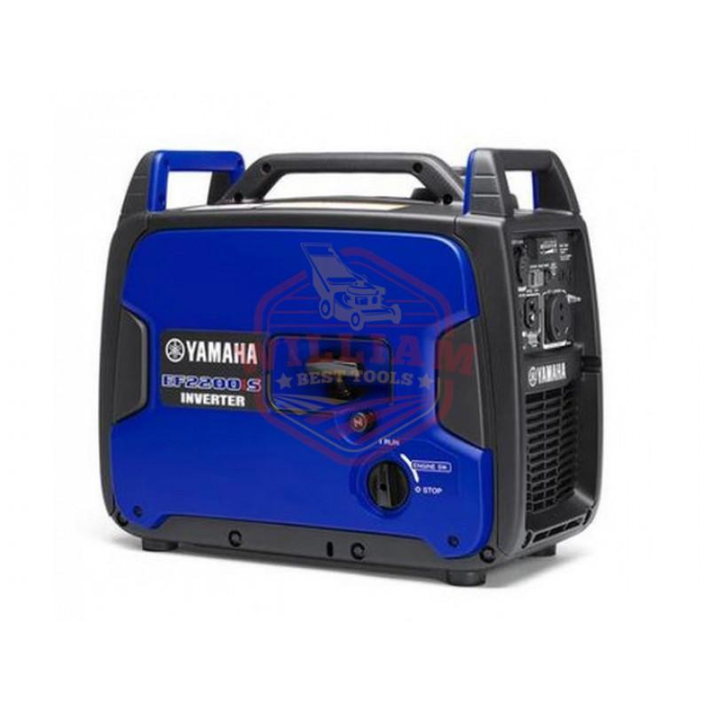 Yamaha EF2200iS - 1800 Watt Inverter Generator w/ RV Outlet (CARB)