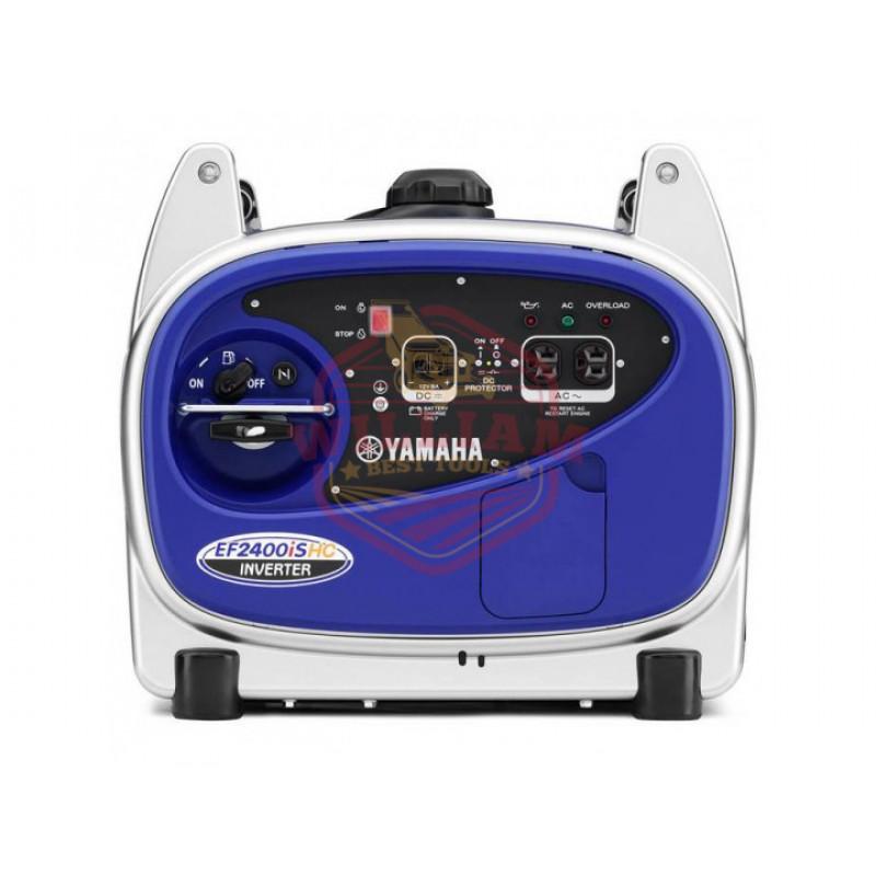 Yamaha EF2400iSHC 2400-Watt 120-Volt 20-Amp Portable inverter Generator