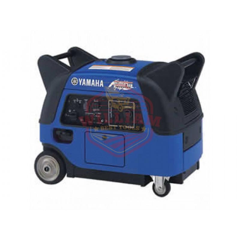 Yamaha EF3000iSEB 3000-Watt 120-Volt 25-Amp Portable inverter Generator with Electric Start