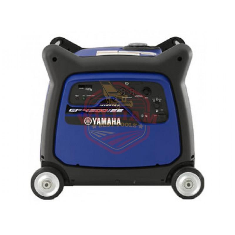 Yamaha EF4500iSE 4500-Watt 120-Volt 37.5-Amp inverter Generator with Electric Start