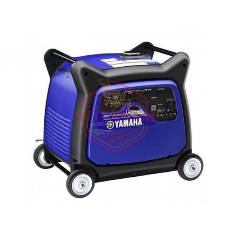 Yamaha EF6300iSDE - 5500 Watt Electric Start Inverter Generator (CARB)