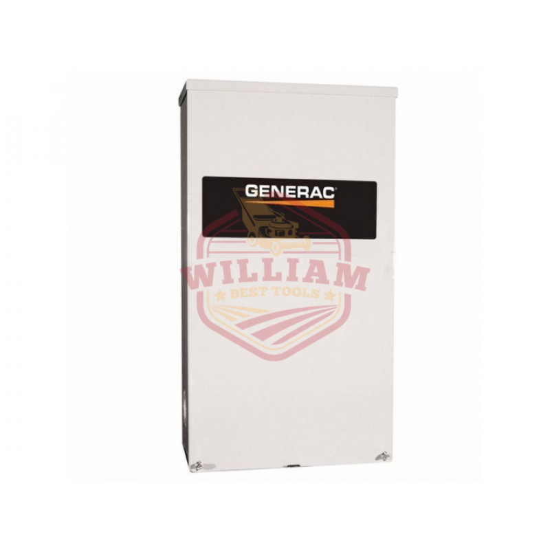 Generac RTSB200A3 120/240-Volt 200-Amp Single-Phase Automatic Transfer Switch