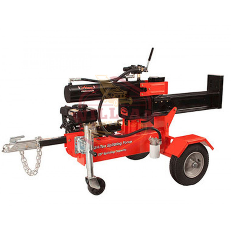 Ariens 34-Ton Horizontal / Vertical Log Splitter