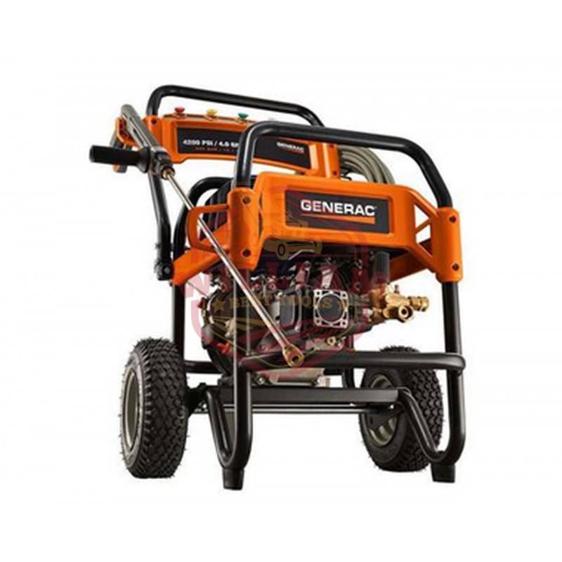 Generac 4200PSI (4.0 GPM) Commercial Pressure Washer
