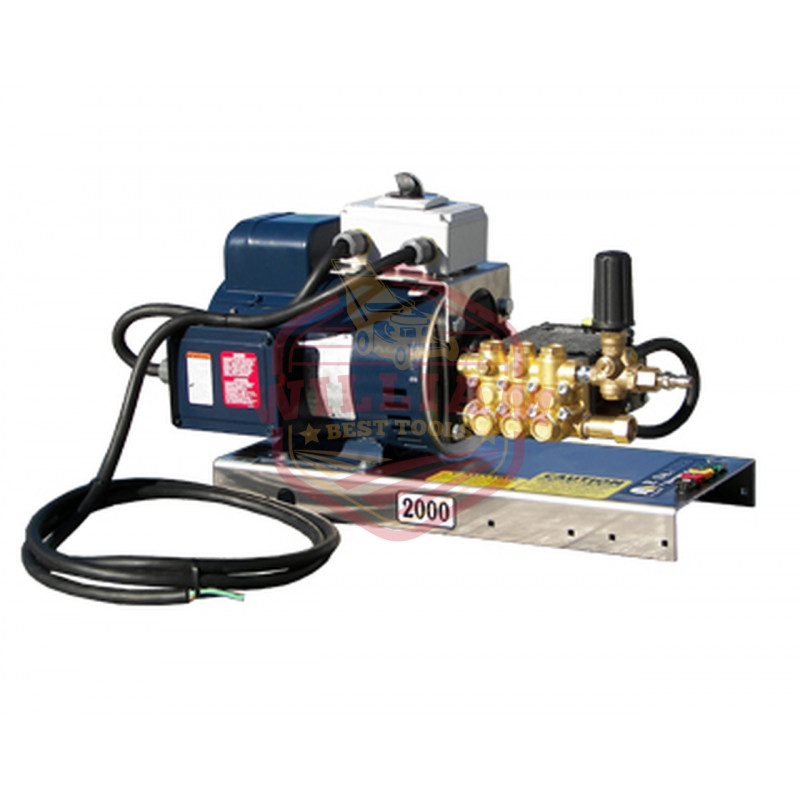 Pressure-Pro WM/EE4020G 2000 PSI Electric Pressure Washer, GP Pump