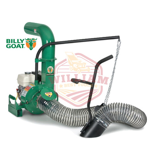 Billy Goat DL1301H 13 HP (Honda) Shredding Debris Loader