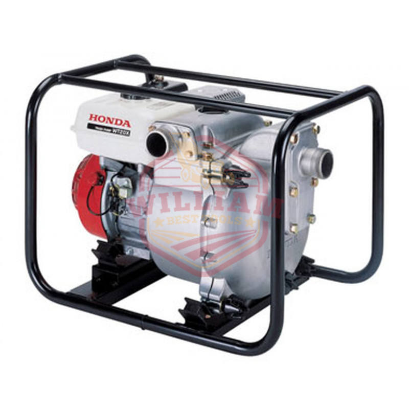 "Honda WT20XK4 187 GPM (2"") Construction Trash Water Pump"