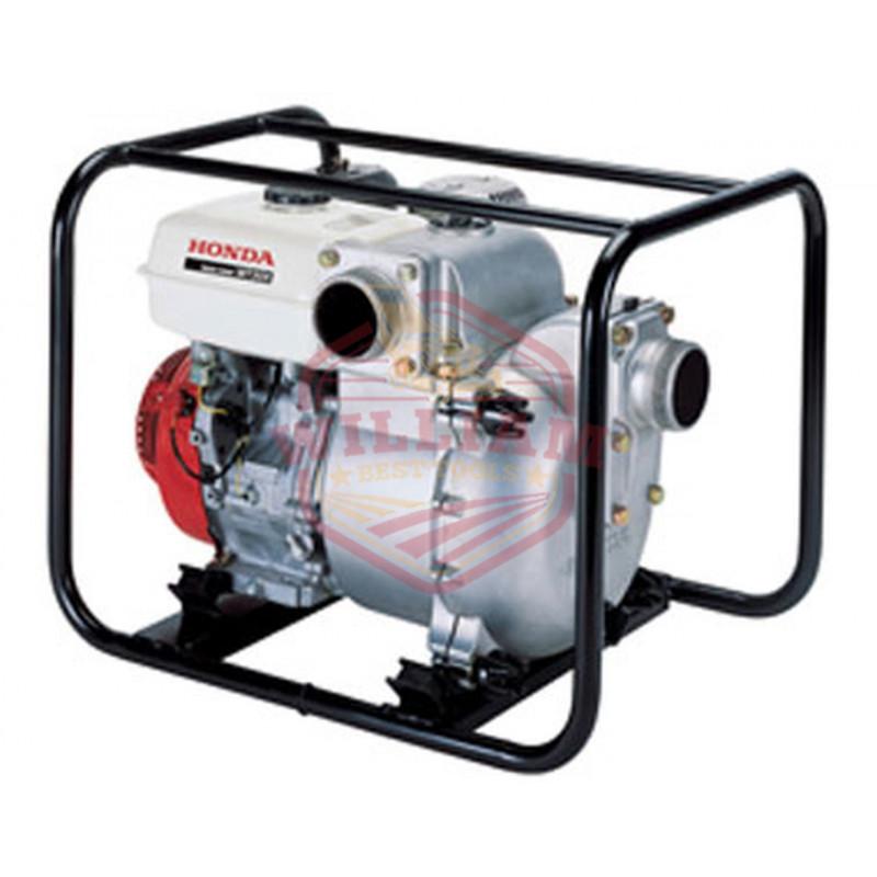 "Honda WT30XK4 319 GPM (3"") Construction Trash Water Pump"