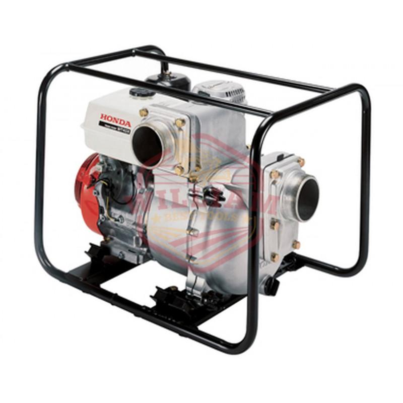 "Honda WT40XK3 433 GPM (4"")Construction Trash Water Pump"