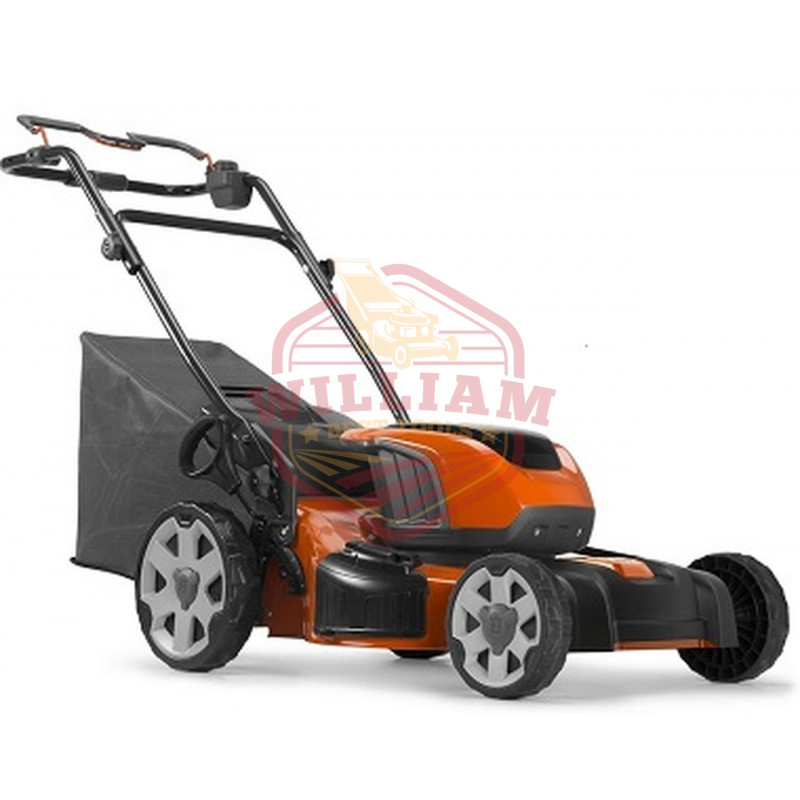 Husqvarna LE 121P Battery-Powered Push Mower (Battery + Charger Included)