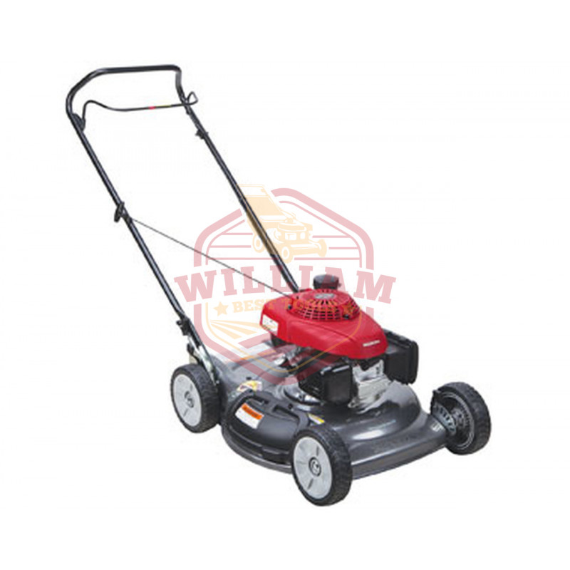Honda HRS216PKA 21 inch 160cc Push Lawn Mower Black