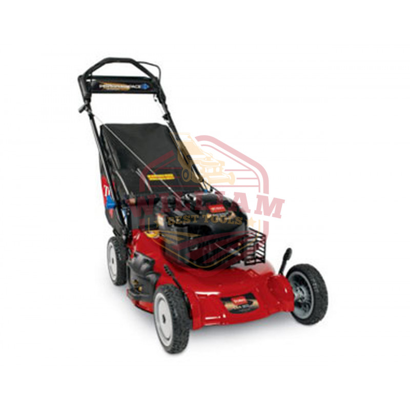 "Toro Super Recycler 21"" 159cc Personal Pace Lawn Mower w/ Blade Stop"