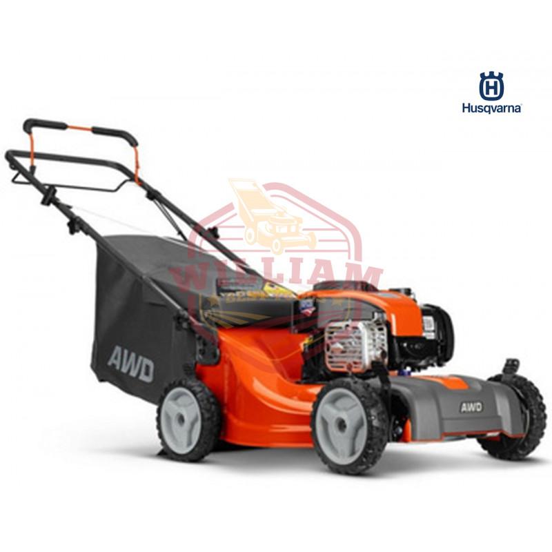Husqvarna LC221A 21 inch 160cc (Honda) All-Wheel Drive Lawn Mower