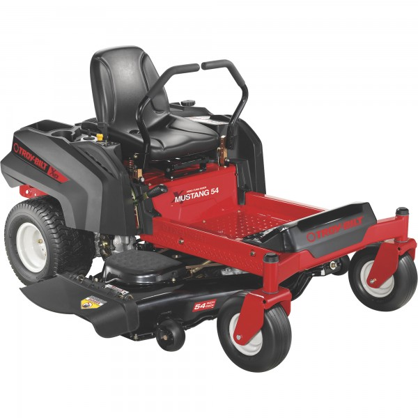 Troy-Bilt Mustang Zero-Turn Mower — 25 HP Briggs & Stratton Engine, 54in. Deck, Model# 17CDCACW066